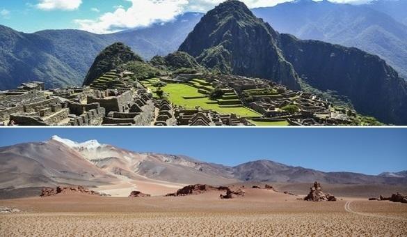 Expedição 4x4 Machu Picchu - Deserto do Atacama - Fevereiro de 2019