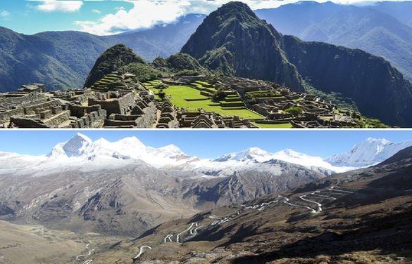 Expedição 4x4 Machu Picchu e Cordilheira Branca - Peru - 01 a 22 de Julho de 2019