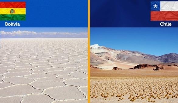 Expedição  4X4  Salar de Uyuni - Bolivia - Deserto do Atacama - Chile -  18 a 31 de Março de 2018