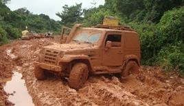 Expedicão 4x4 Transamazônica - Abril de 2014