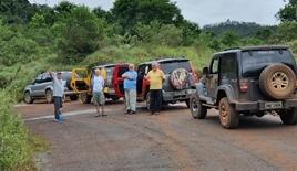 Expedição 4x4 Carnaval na Estrada Real - Ouro Preto-MG