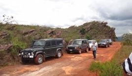 Expedição 4x4 Carnaval 2014 na Estrada Real - Ouro Preto-MG